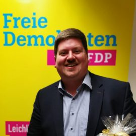 FDP nominiert Maurice Winter als gemeinsamen Bürgermeisterkandidaten