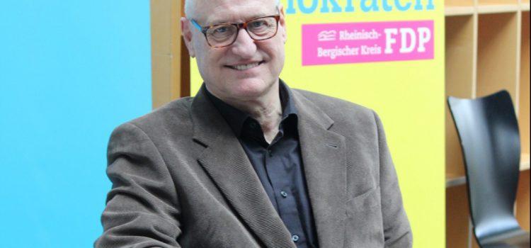 Lothar Esser zum Kreisvorsitzenden der FDP gewählt