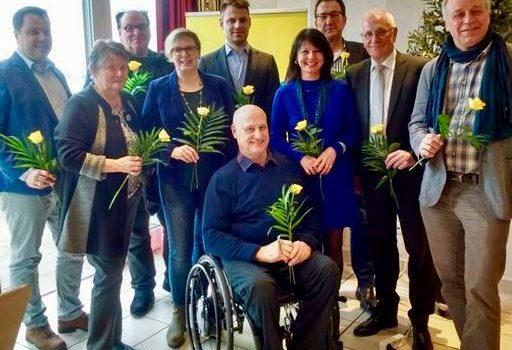 Neuer FDP Kreisvorstand gewählt