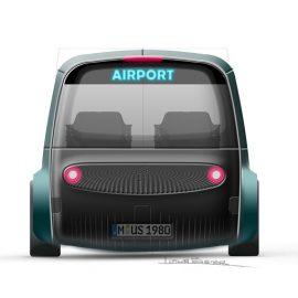 Monheim startet Linienverkehr mit autonomen Bussen